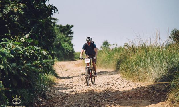 La randonnée fantastique de «bike for comequi» au Kivu