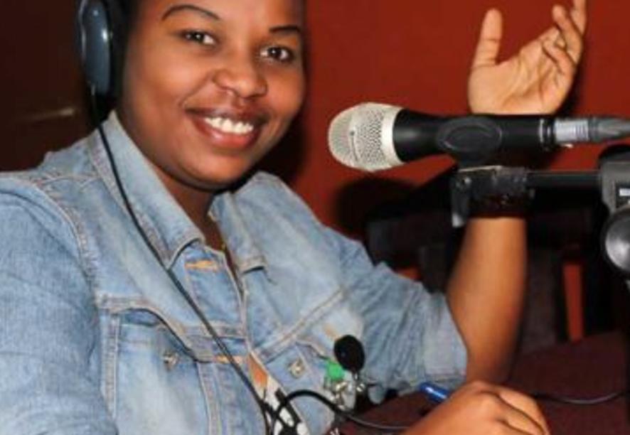 Christina Ngoy de Mama Radio