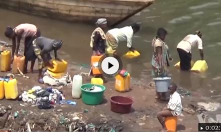 Quatre mois de pénurie d'eau à Bukavu