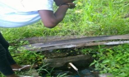 L'eau, une denrée rare dans les zones périphériques de la capitale Kinshasa