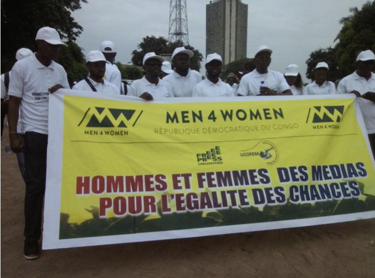 «Hommes et Femmes des Médias pour l'égalité des chances»