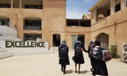 Reportage entre les murs de Mariama Bâ, internat d'excellence pour jeunes filles sénégalaises