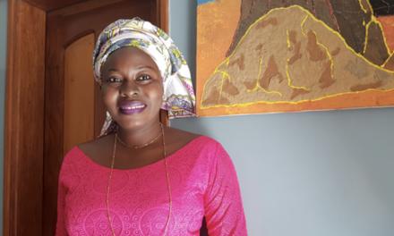 Awa Djiga Kane, femme engagée et actrice «par hasard» dans «C'est la vie !»
