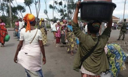La jeune femme congolaise devrait entrer en politique