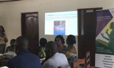 Kivu: des femmes politiques se mettent aux réseaux sociaux pour affirmer leur image