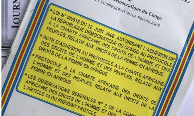 Le Protocole de Maputo enfin publié au Journal Officiel(JO) : quelles conséquences?