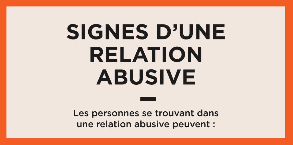 Connaissez-vous ces 5 signaux d'une relation abusive ?