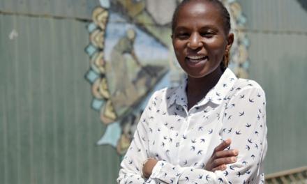 «J'ai créé la Fondation Wangu Kanja pour apporter aux survivantes le type de soutien que je n'ai pas reçu»