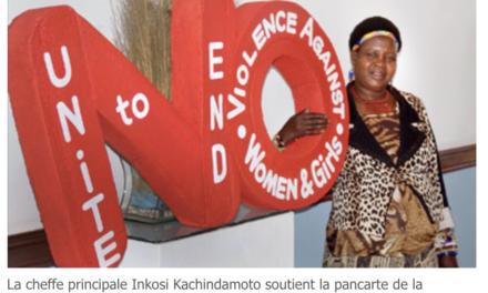 Au Malawi, une cheffe coutumière annule 330 mariages d'enfants