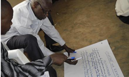 Au Rwanda, les hommes agissent pour changer les comportements et combattre la violence à l'égard des femmes