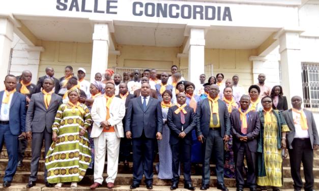 Opération «Orangez votre quartier» à Bukavu