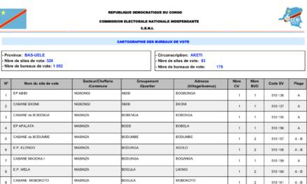 GUIDE PRATIQUE DE L'OBSERVATION ELECTORALE CITOYENNE