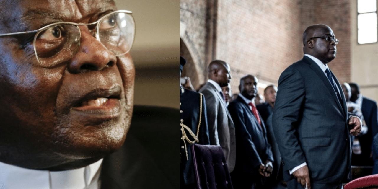 Le cardinal Monsengwo : «Tshisekedi aurait dû reconnaître sa défaite»