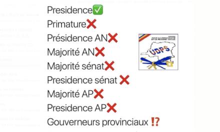 Pourquoi nous n'applaudissons pas à «l'élection» des sénatrices?