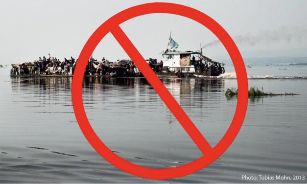 Les naufragé.e.s du lac Kivu: les femmes sont les principales victimes