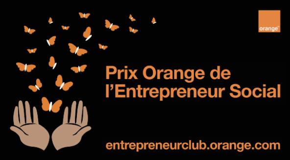 Entrepreneur.es social.es, participez au concours « Prix Orange de l'Entrepreneuriat Social »
