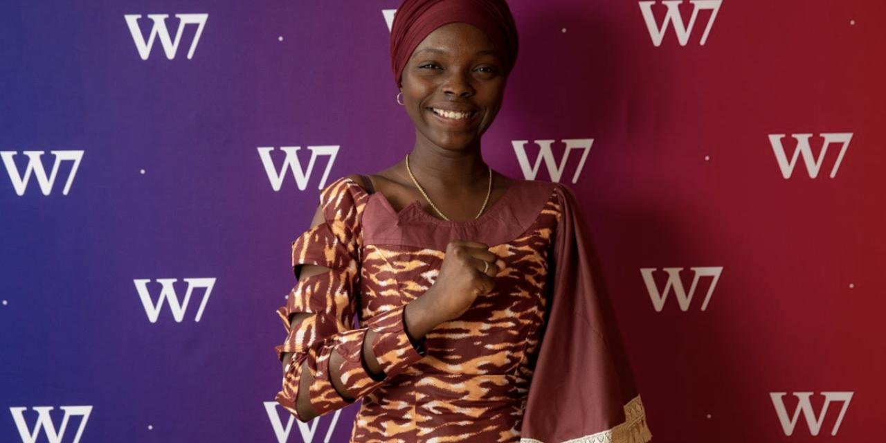 Le discours percutant d'une jeune féministe africaine