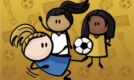La Coupe du monde féminine de football expliquée aux jeunes congolais.es