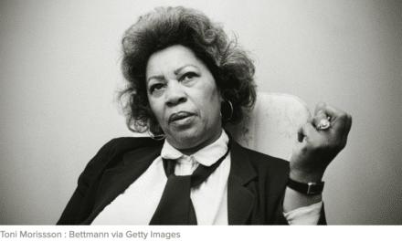 Toni Morrison, la voix qui criait dans le déserthumain