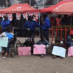 Envoyez un SMS «Libérez La Lucha» au PGR à Goma N° 0814661746