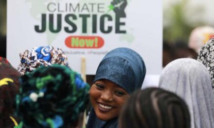 En Afrique aussi, les jeunes prennent leur place dans la mobilisation mondiale pour le climat