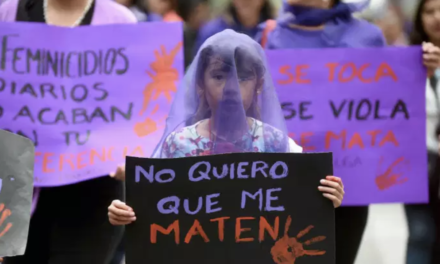 Au Mexique, les femmes manifestent contre une vague de crimes machistes