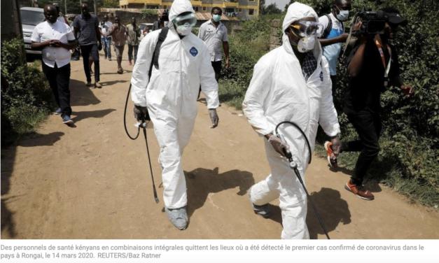 Il faut «congoliser», «tropicaliser» la riposte au coronavirus