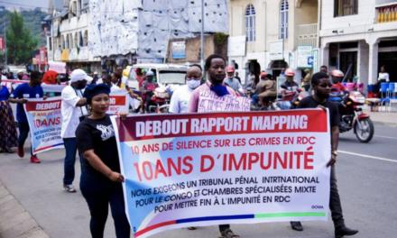 Pour une stratégie de justice transitionnelle appropriée en RDC: les mécanismes judiciaires.