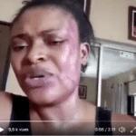 L'affaire de la femme battue qui scandalise les Nigérians sur les réseaux sociaux