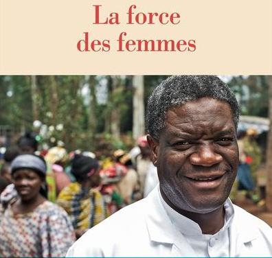 Le Dr Mukwege Prix Nobel de la paixfustige l'inaction de la communauté internationale